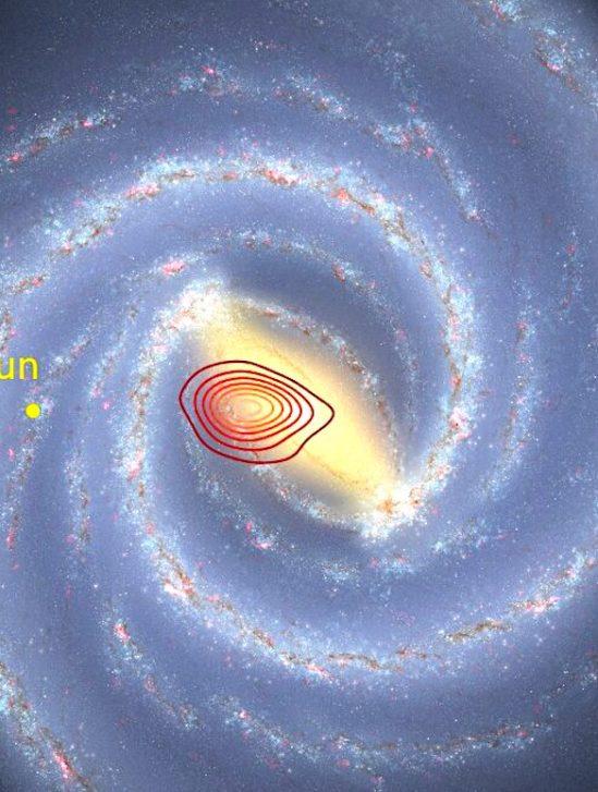 decouverte galaxie fossile enfouie dans voie lactee