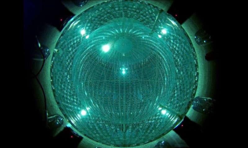 detecteur neutrinos borexino gran sasso