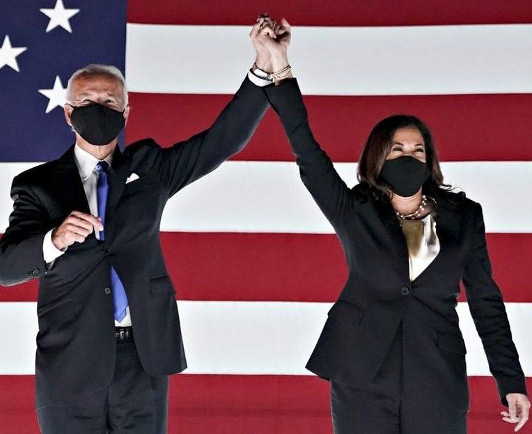 election joe biden soulagement communauté scientifique couv
