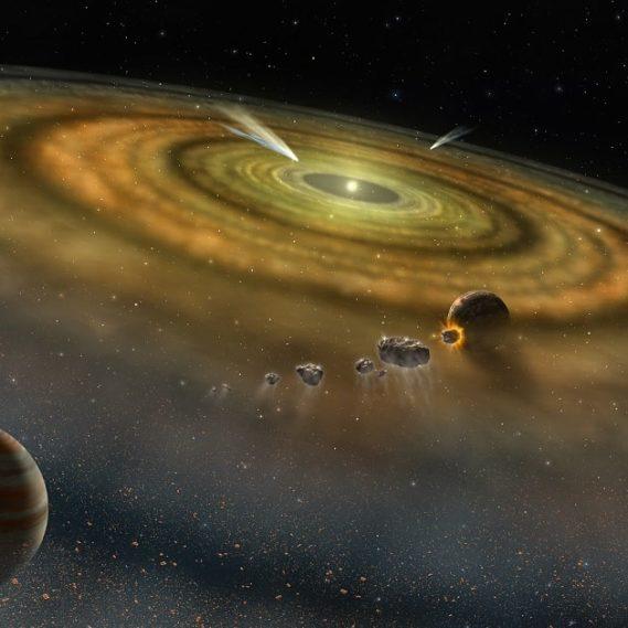 formation systeme solaire aurait pris moins 200000 ans couv