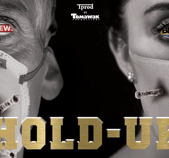 hold-up documentaire pandémie accents complotistes couv