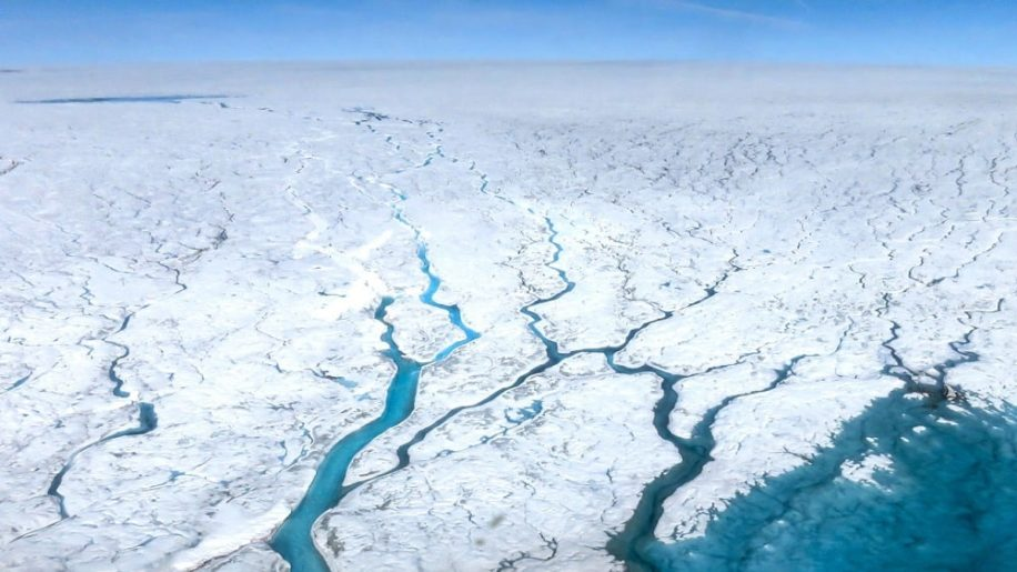 lac fossile vieux centaines milliers années découvert sous glace Groenland couv