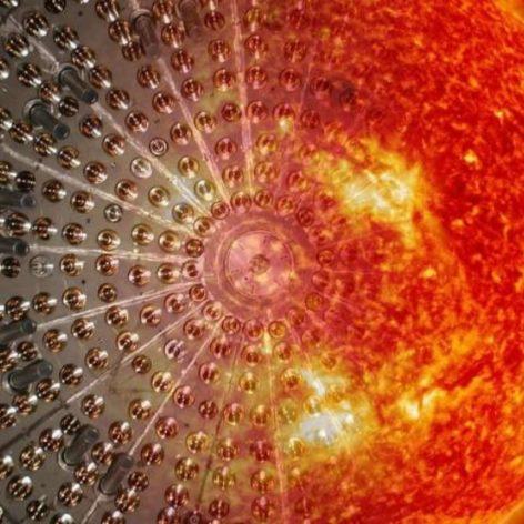 neutrinos premiere preuve experimentale processus fusion stellaire
