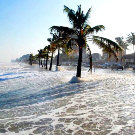 niveau mers monte plus vite que jamais climatologues inquiets