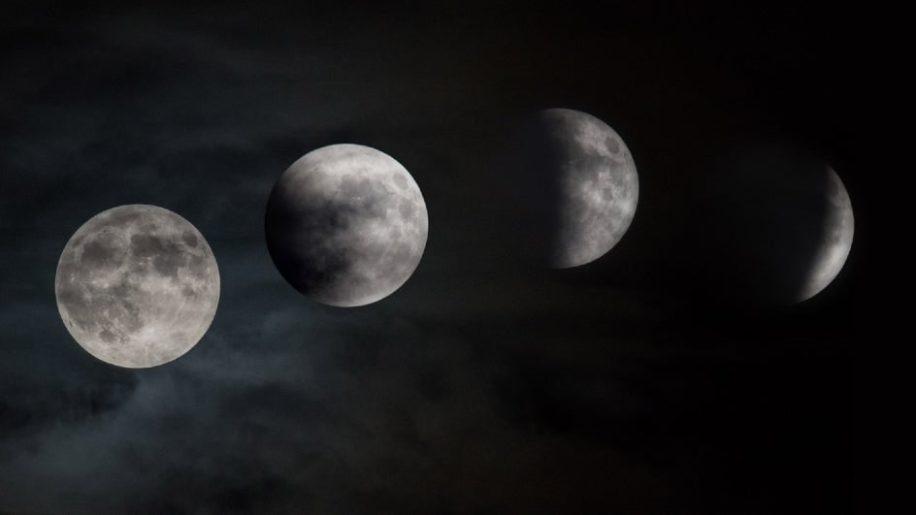 observer eclipse lunaire penombre