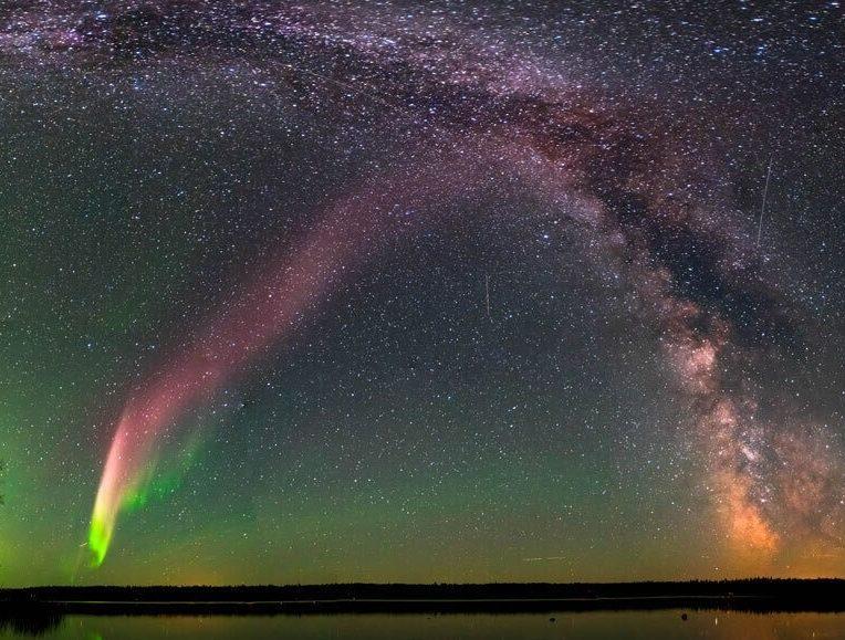 phenomene atmospherique STEVE nature aurorale couv