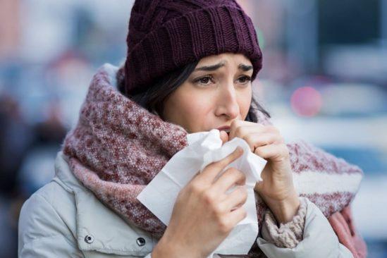 pourquoi risquons nous etre malade quand il fait froid