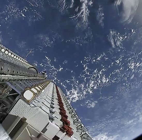 tests Internet satellites Starlink