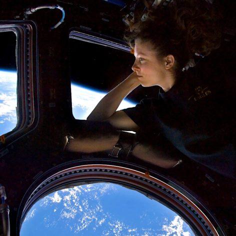 principal mecanisme responsable problemes sante astronautes