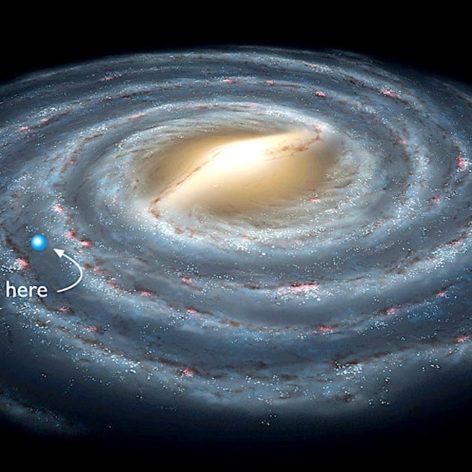 terre plus proche trou noir voie lactee que precedemment estime
