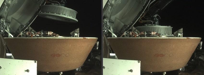 tête collecte échantillon capsule retour OSIRIS-REx
