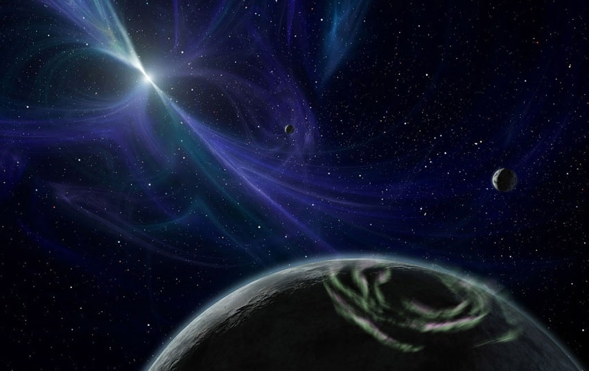 arecibo planetes orbite pulsar