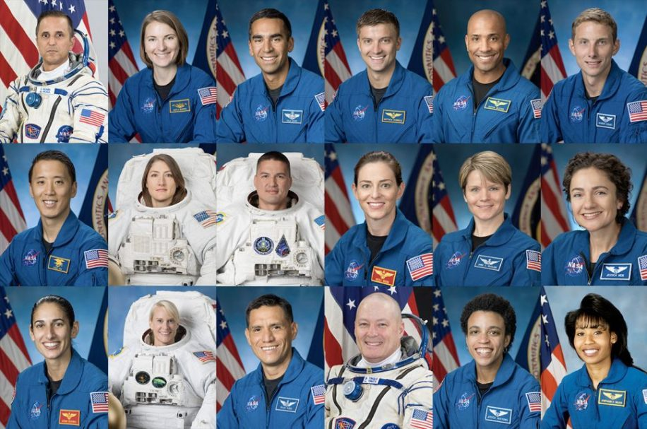 sélection astronautes Artemis NASA