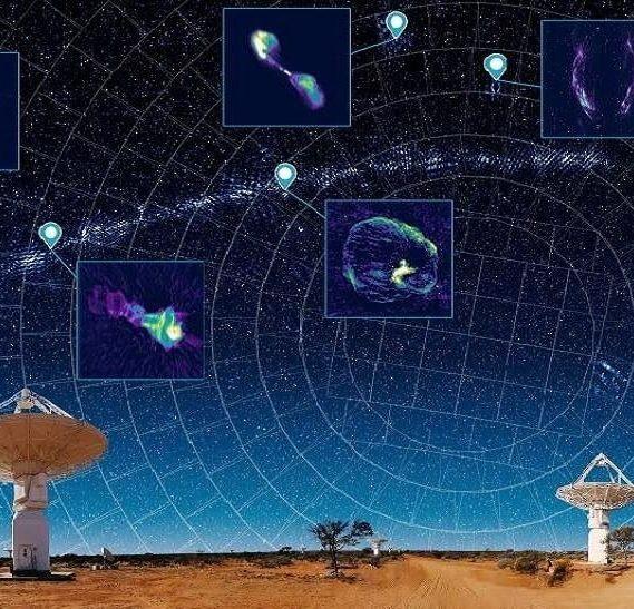 astrophysiciens cartographient trois millions galaixes temps record