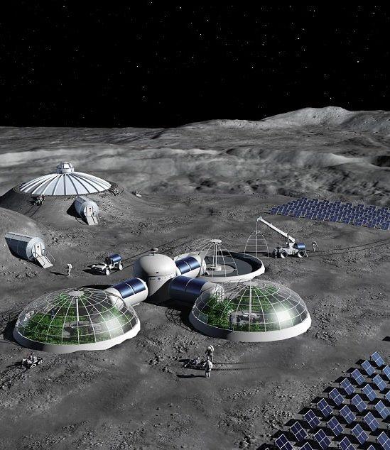combien colons humains lune peut abriter