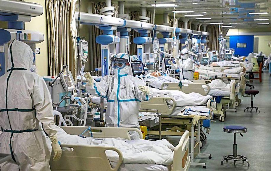 covid etude explique manque oxygenation sang nombreux patients