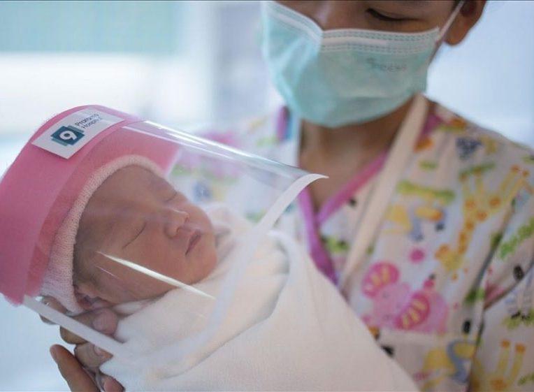 covid19 bebe nait anticorps protecteurs après accouchement mere infectee
