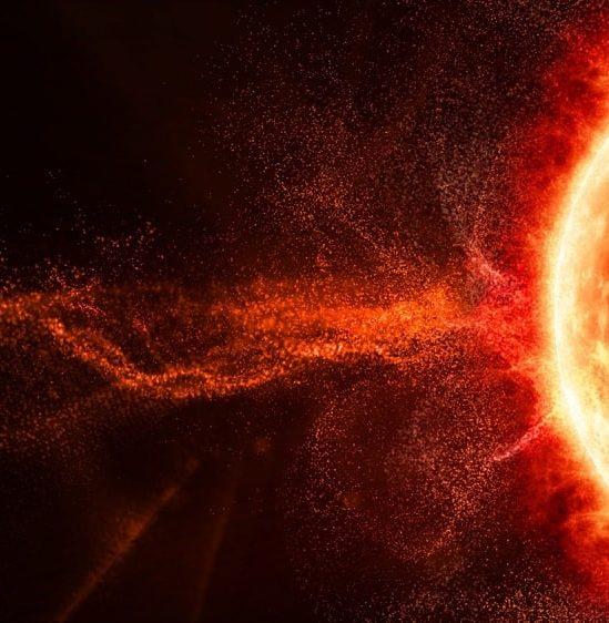 detection nouveau phenomene rayons cosmiques solaires