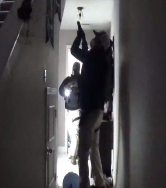 intervention police lanceuse d'alerte