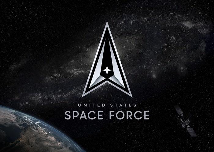 logo space force star trek