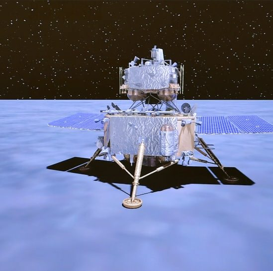 mission chinoise lune chang'e 5
