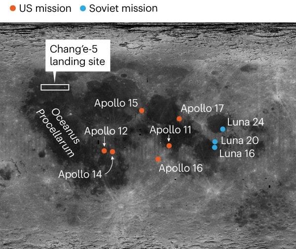 missions exploration lunaire