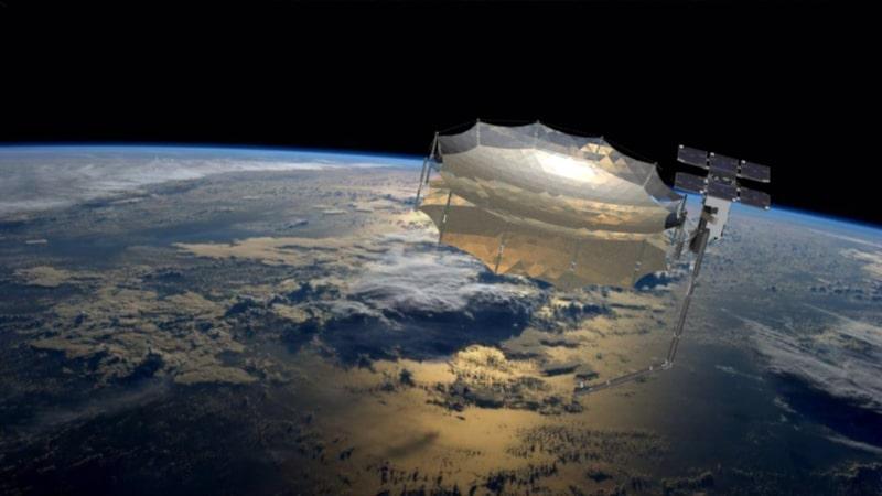 illustration satellite RSO Capella-2