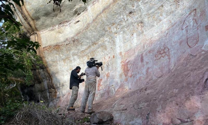 série anciennes civilisations amazonie