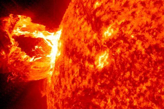 soleil nouveau cycle pourrait etre un des plus forts jamais enregistres