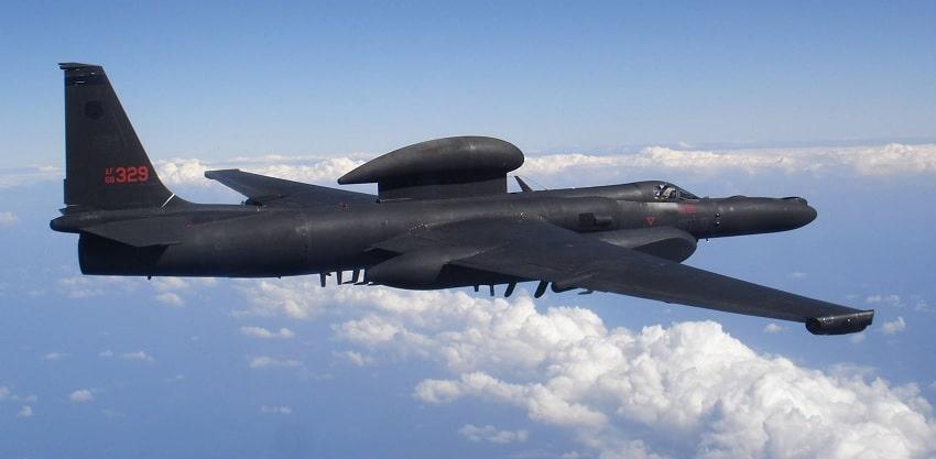 u2 dragon lady avion reconnaissance