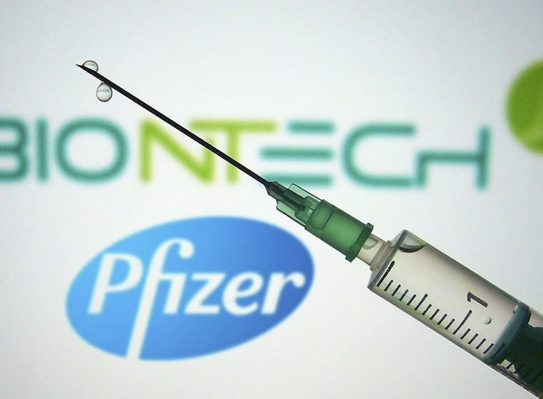 vaccin anti-covid pfizer contenir compose responsable rares reactions allergiques