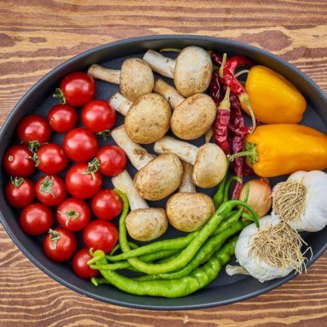 variété alimentaire