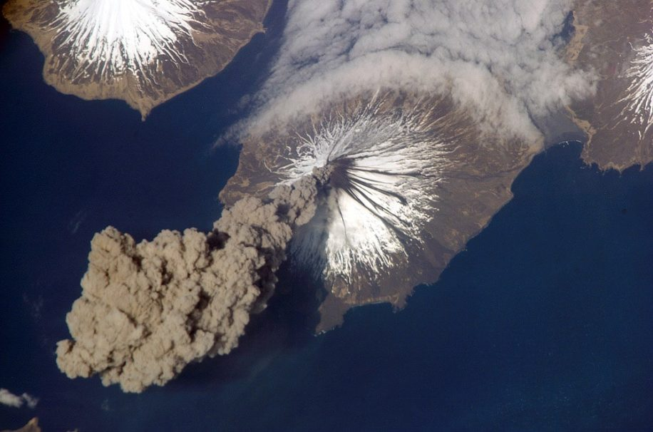 volcan cleveland alaska