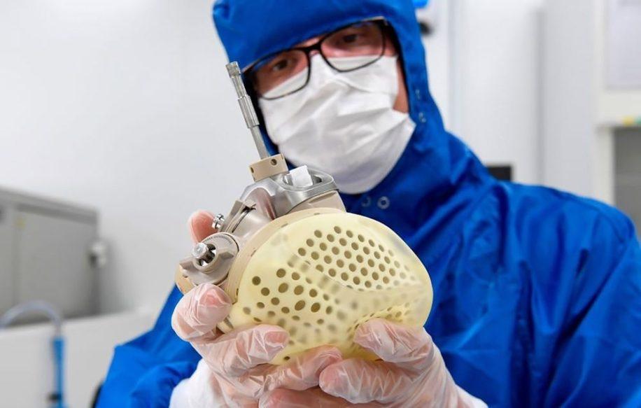 coeur artificiel implante vie bientot disponible
