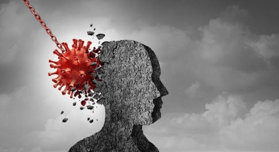 covid19 risque accru troubles psychiatriques neurologiques