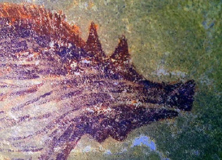 decouverte peinture animaux connue grotte indonesienne