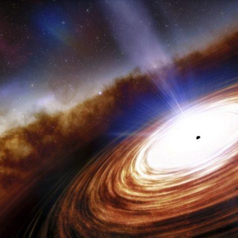 decouverte quasar plus ancien jamais detecte