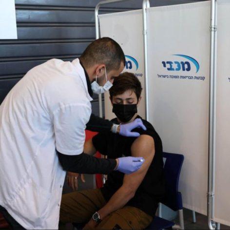 efficacité vaccins Pfizer Israël