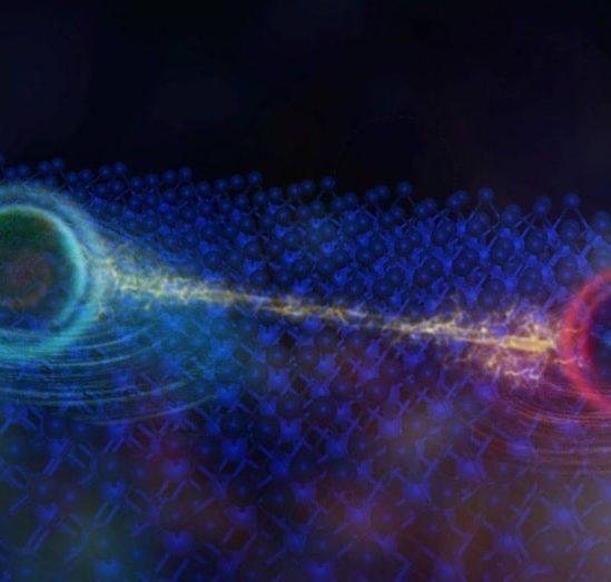 etrange quasiparticule origine nouvelle forme matiere quantique