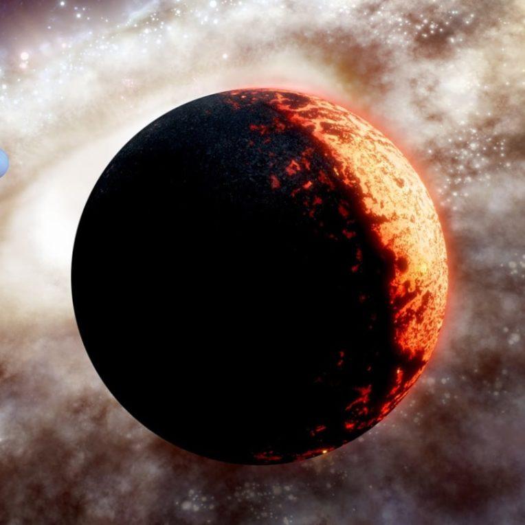 exoplanète ancienne