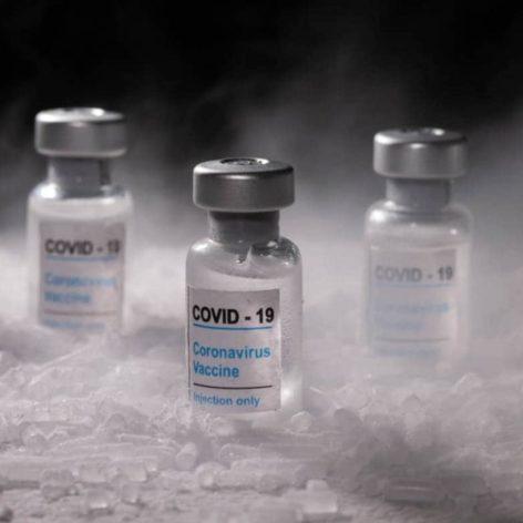 glace carbonique pour conserver vaccins