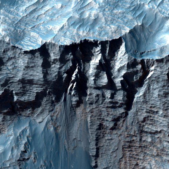 nouvelles images epoustouflantes canyon valles marineris mars