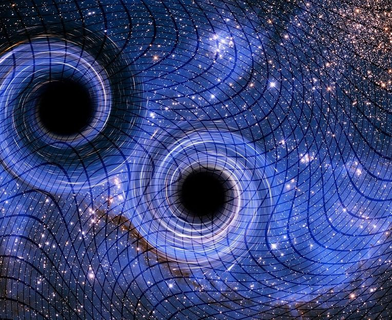 ondes gravitationnelles impregnent univers detectees