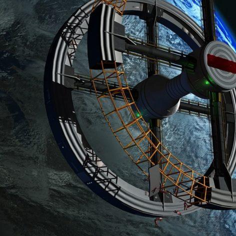 projet station habitée orbite Cérès