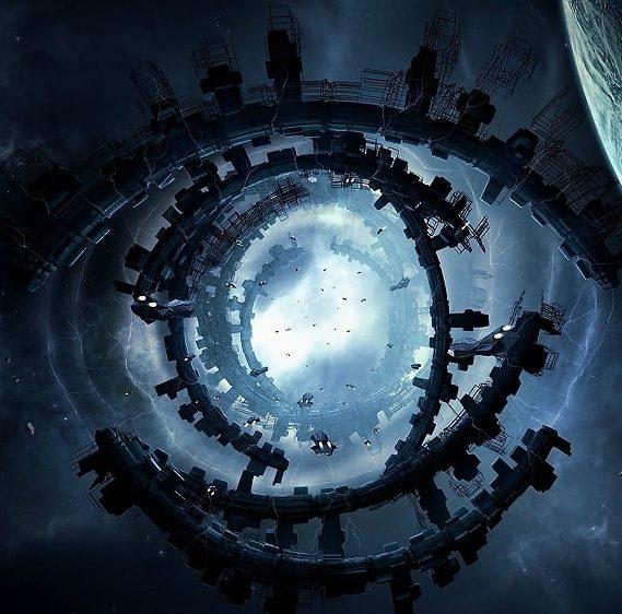 trous noirs peuvent aider detecter civilisations extraterrestres