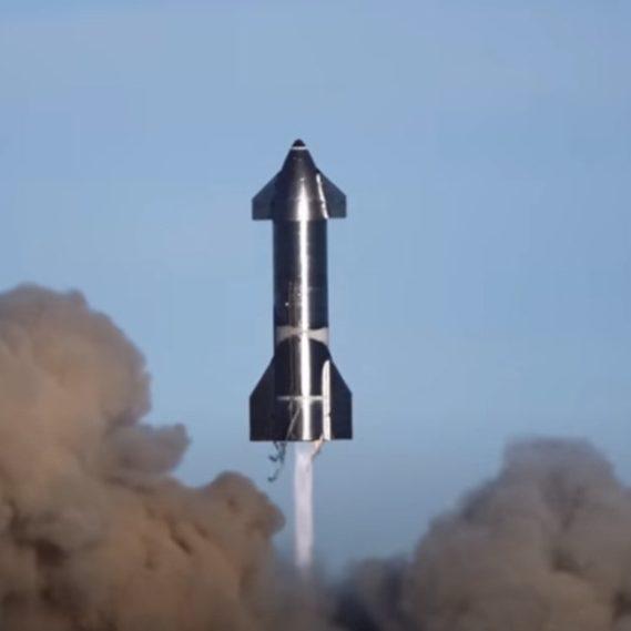 vol essai starship SN9 spaceX