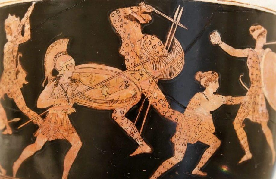 amazones mythologie grecque rellement existe