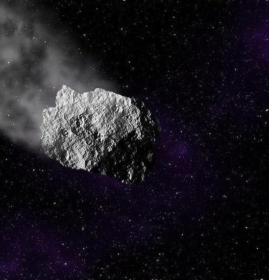 asteroide grand rapide croisera terre 2021