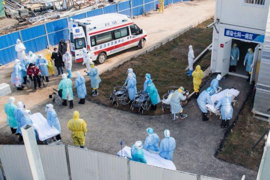 date début pandémie covid-19