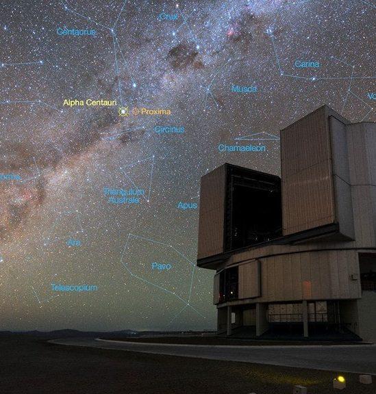 découverte exoplanète alpha centauri